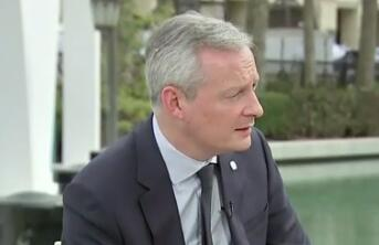 法国部长抨击欧盟阻止阿尔斯通和西门子合并的决定