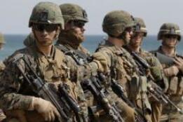 在特朗普的要求之后,韩国签署了为美军支付更多费用的协议