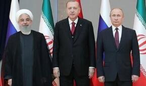 俄罗斯土耳其伊朗联合声明强调维护叙利亚主权和领土完整
