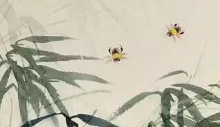 刘力上、俞致贞夫妇工笔画花鸟欣赏
