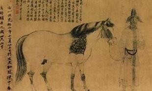 北宋-李公麟绘画作品
