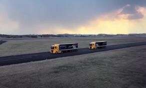 中国首批无人驾驶货运车上线,3个月运送快递超6万件