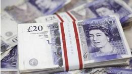 英国首相特里萨·梅(Theresa May)正考虑推迟脱欧期限  英镑升值