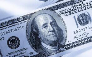 美元周四持稳于三周低点上方  美元依然坚挺