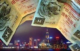 港元兑美元触及7.8499,近半年来最弱,逼近7.85的弱方兑换保证水平