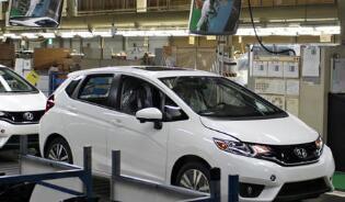 本田为汽车共享车队推出首款电动汽车