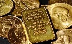 在欧洲央行推迟加息后,美元兑欧元升值,黄金价格下跌