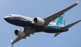 俄罗斯S7航空暂时停飞波音737 Max飞机