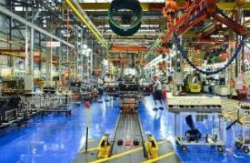 巴西1月份工业生产环比下降0.8%