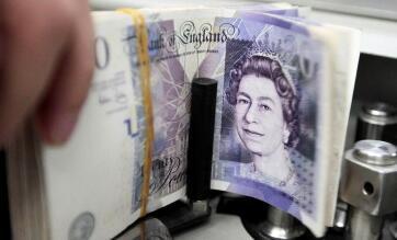 英国议员同意英国退出欧盟延期后,英镑稳定下来