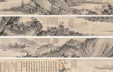 明 王绂绘画作品欣赏