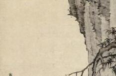 清初四僧——弘仁山水画精品欣赏