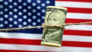 美联储表示不再加息,10年期美国国债收益率跌至一年内最低水平