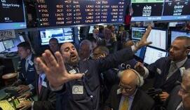 美股3月20日收盘涨跌不一,道指收跌道指跌141.71点,银行股领跌