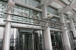 港元创下1月份来最大上涨 先前金管局已干预市场