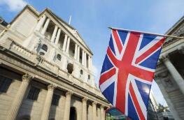 英国央行预计2019年第一季度经济增速为0.3%,2月时预期为0.2%