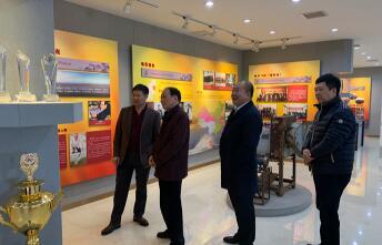 注重塑造企业品牌 提升企业核心竞争力 ——民族品牌文化委员会领导走访调研天津民营企业