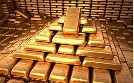 随着美元贬值  周五黄金上涨  钯金连跌