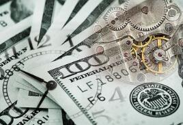 周五美元指数持平,因投资者对风险的兴趣损害了避险货币