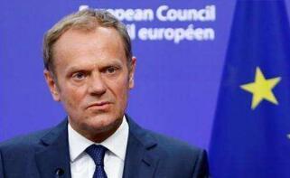 据报道,欧盟负责人唐纳德·图斯克寻求灵活延长12个月的英国脱欧