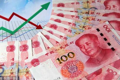 4月10日,人民币兑美元中间价报6.7110  上调32点