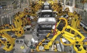"""瑞士工业巨头ABB集团投10亿元用""""机器人造机器人"""""""
