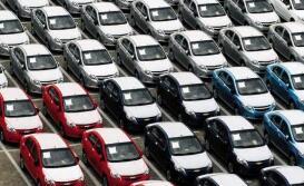 中汽协:3月乘用车销量同比下滑6.9%