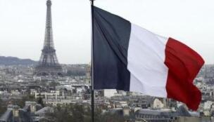 法国2月份工业产出指数环比上涨0.4%
