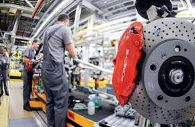 德国2月份制造业新订单环比下降4.2%