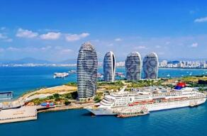 海南自贸区一周年外贸进出口额同比增长近五成