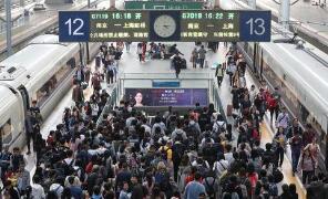 长三角铁路五一小长假 计划增开107.5对旅客列车 预计客流增幅将创年内新高