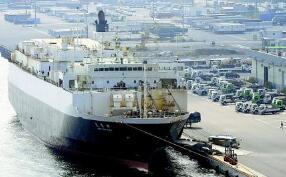 日本3月出口连续四个月下降 对华出口下降9.4%