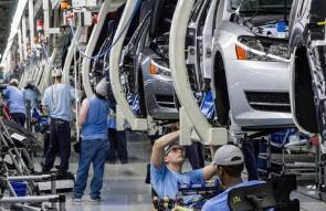 德国4月制造业PMI连续第四个月萎缩,服务业活动升至7个月高点