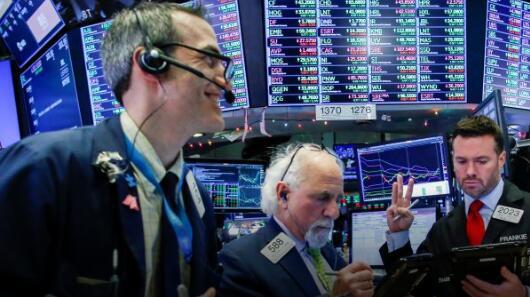 在收益和首次公开募股的重要日子之后,周四道琼斯指数上涨超过100点