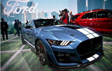 福特汽车股价上涨8%,北美市场对其畅销卡车的强劲需求提振第一季度的盈利