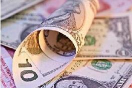 4月26日,人民币中间价报6.7307