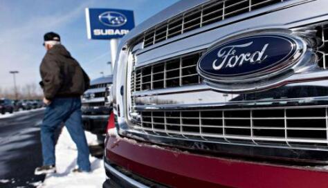 美国司法部对福特汽车公司的排放认证程序展开刑事调查