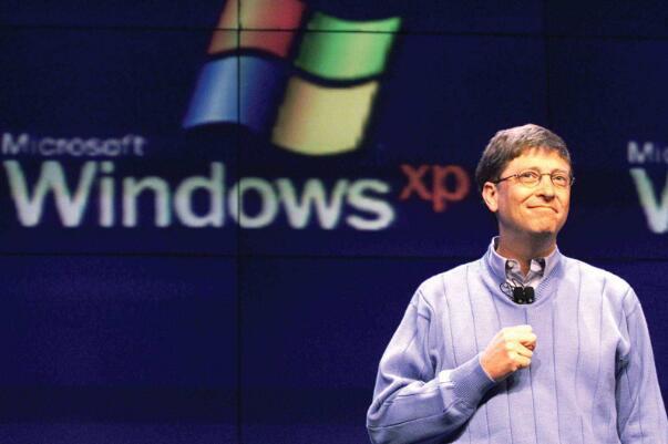 如果你在2009年向微软投资了1000美元,那么你现在拥有多少钱