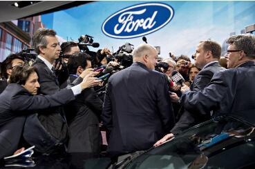 福特的盈利证明,这家汽车制造商的高风险赌注正在见效