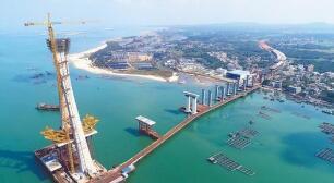 一季度海南重点项目累计完成投资约143亿元