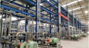 亚洲最大工业废水处理项目取得重大进展