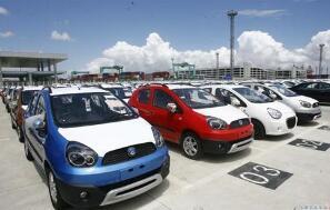 英国4月新车注册量同比下降4.1%,达到约16.1万辆