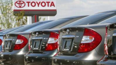 丰田汽车预测,本年度营业利润增长将下降 将在9月份回购价值3000亿日元的股票