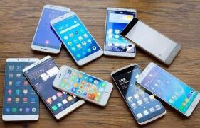广东手机产量连续三年全国居首