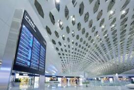 深圳机场:4月旅客吞吐量416.4万人次 环比下降5%