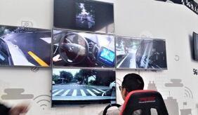重庆发布全国首个城市交通场景下的5G远程驾驶应用示范