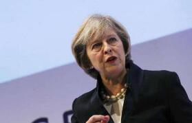 英国首相特雷莎·梅被要求16日公布离职时间表