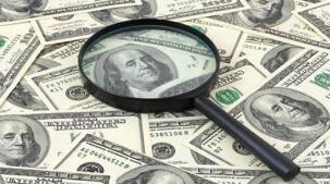 避险需求上升 美元指数本周涨幅明显