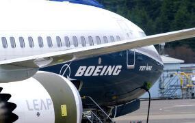 美国波音公司承认737MAX飞行模拟器存在缺陷