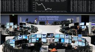 欧洲股市周五收高,投资者重返风险资产